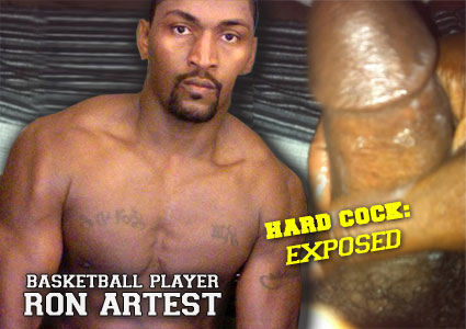 Ron Artest, Basketball player