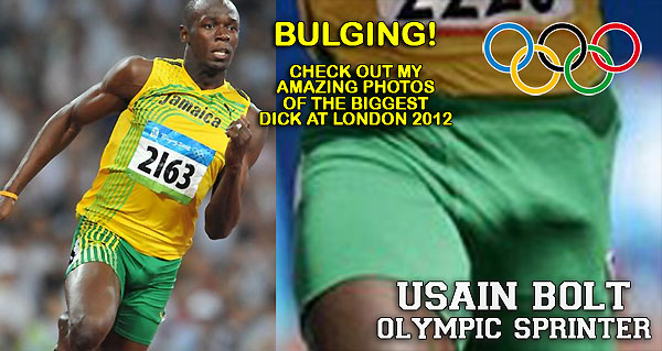Usain Bolt, Olympic Sprinter
