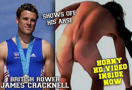 James Cracknell, British rower