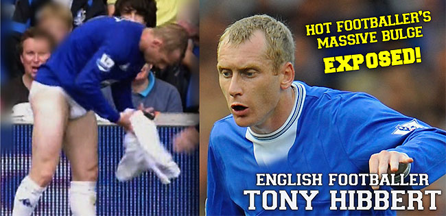 Tony Hibbert, English footballer