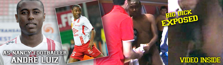 Andre Luiz - AS Nancy footballer