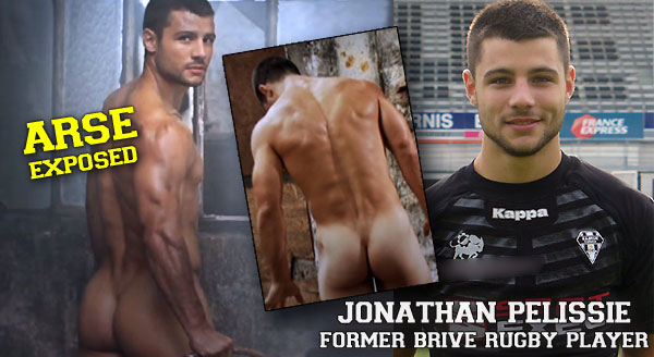 Jonathan Pelissie, Brive rugby player
