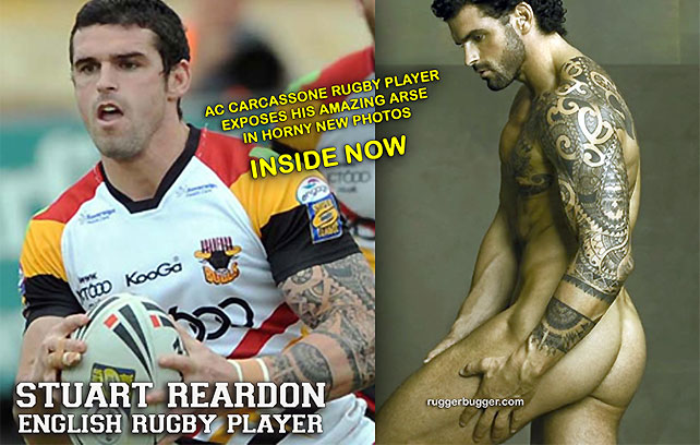Stuart Reardon, English rugby league player