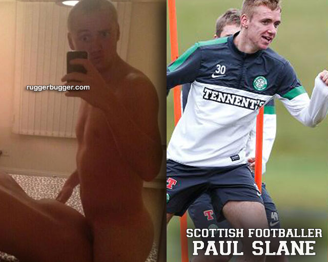 Paul Slane, Scottish footballer